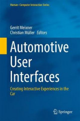 Omslag - Automotive User Interfaces