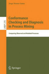 Omslag - Conformance Checking and Diagnosis in Process Mining