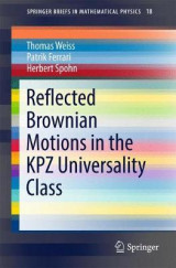 Omslag - Reflected Brownian Motions in the KPZ Universality Class