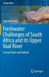Omslag - Freshwater Challenges of South Africa and its Upper Vaal River 2017