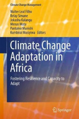 Omslag - Climate Change Adaptation in Africa