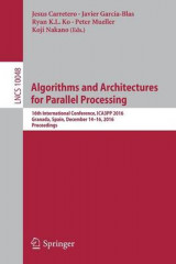 Omslag - Algorithms and Architectures for Parallel Processing 2016: Part 1
