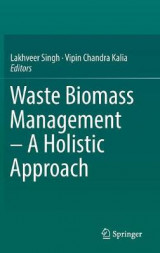 Omslag - Waste Biomass Management - A Holistic Approach 2016