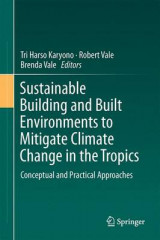 Omslag - Sustainable Building and Built Environments to Mitigate Climate Change in the Tropics