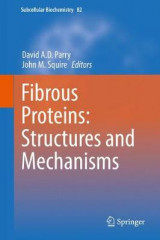Omslag - Fibrous Proteins: Structures and Mechanisms