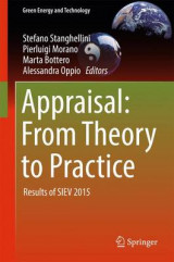 Omslag - Appraisal: From Theory to Practice 2017