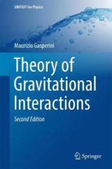 Omslag - Theory of Gravitational Interactions 2017