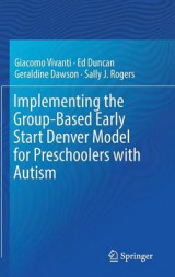 Omslag - Implementing the Group-Based Early Start Denver Model for Preschoolers with Autism