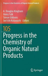 Omslag - Progress in the Chemistry of Organic Natural Products 105: 105