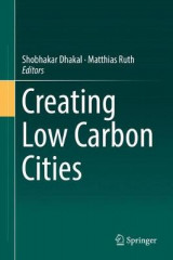 Omslag - Creating Low Carbon Cities
