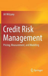 Omslag - Credit Risk Management