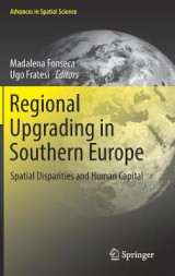 Omslag - Regional Upgrading in Southern Europe