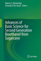 Omslag - Advances of Basic Science for Second Generation Bioethanol from Sugarcane 2017