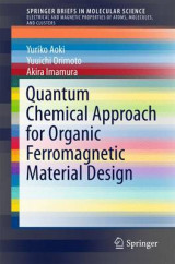 Omslag - Quantum Chemical Approach for Organic Ferromagnetic Material Design