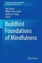 Omslag - Buddhist Foundations of Mindfulness