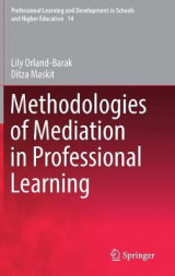 Omslag - Methodologies of Mediation in Professional Learning
