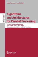 Omslag - Algorithms and Architectures for Parallel Processing