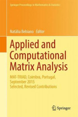 Omslag - Applied and Computational Matrix Analysis