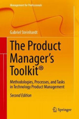 Omslag - The Product Manager's Toolkit