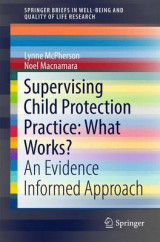 Omslag - Supervising Child Protection Practice: What Works?