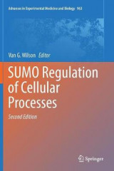 Omslag - SUMO Regulation of Cellular Processes