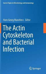 Omslag - The Actin Cytoskeleton and Bacterial Infection 2016