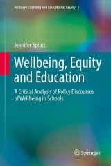Omslag - Wellbeing, Equity and Education 2017