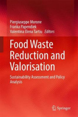 Omslag - Food Waste Reduction and Valorisation 2017