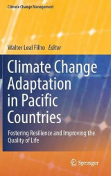 Omslag - Climate Change Adaptation in Pacific Countries