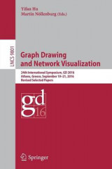 Omslag - Graph Drawing and Network Visualization