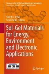 Omslag - Sol-Gel Materials for Energy, Environment and Electronic Applications