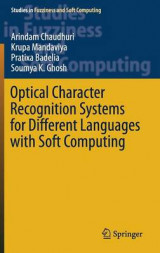 Omslag - Optical Character Recognition Systems for Different Languages with Soft Computing