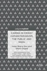 Omslag - 'Caring in Crisis'? Humanitarianism, the Public and NGOs