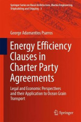 Omslag - Energy Efficiency Clauses in Charter Party Agreements