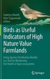 Omslag - Birds as Useful Indicators of High Nature Value Farmlands
