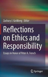 Omslag - Reflections on Ethics and Responsibility