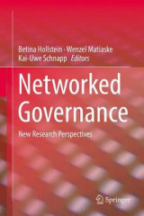 Omslag - Networked Governance 2017