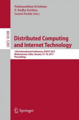 Omslag - Distributed Computing and Internet Technology