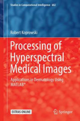 Omslag - Processing of Hyperspectral Medical Images
