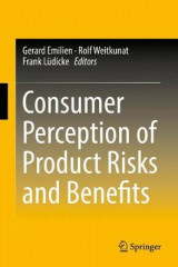 Omslag - Consumer Perception of Product Risks and Benefits