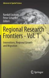 Omslag - Regional Research Frontiers 2017: Vol. 1