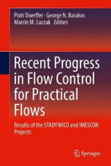 Omslag - Recent Progress in Flow Control for Practical Flows