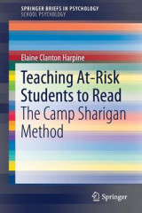 Omslag - Teaching at-Risk Students to Read
