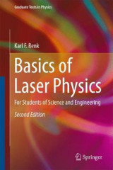 Omslag - Basics of Laser Physics