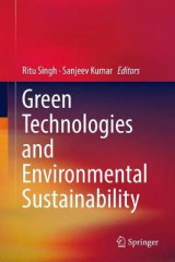Omslag - Green Technologies and Environmental Sustainability