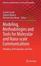 Omslag - Modeling, Methodologies and Tools for Molecular and Nano-Scale Communications