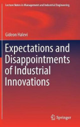 Omslag - Expectations and Disappointments of Industrial Innovations 2017