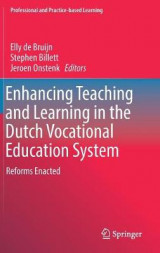 Omslag - Enhancing Teaching and Learning in the Dutch Vocational Education System