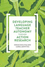Omslag - Developing Language Teacher Autonomy Through Action Research