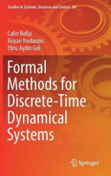 Omslag - Formal Methods for Discrete-Time Dynamical Systems